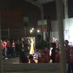 Photo taken at Colegio Octavio Paz by Montse V. on 12/19/2014