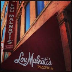 Photo taken at Lou Malnati's Pizzeria by Brian E. on 7/20/2013