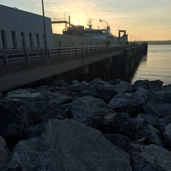 Photo taken at Digby Ferry by Alex F. on 8/3/2015