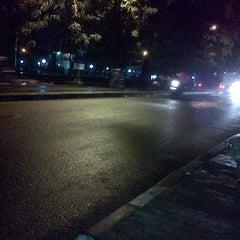 Photo taken at Jalan Raya Pasar Minggu by Rahardian F. on 12/21/2012