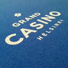 Photo taken at Casino Helsinki by Matti H. on 1/11/2013
