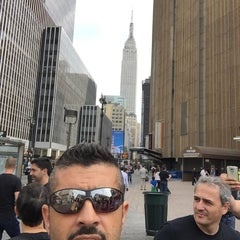 Photo taken at NY.TV by Ariel P. on 9/29/2015