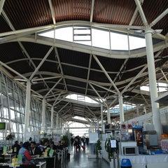 Photo taken at Aeropuerto De Zaragoza Gate 6 by Jose Javier B. on 3/2/2013