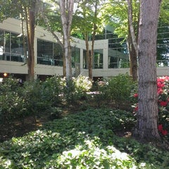 Photo taken at Microsoft Building 24 by Matthew R. on 6/5/2015