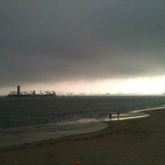 Photo taken at Belmont Veterans Memorial Pier by Matthew R. on 6/2/2013