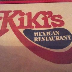 Photo taken at Kiki's Restaurant & Bar by Griselda S. on 8/11/2013