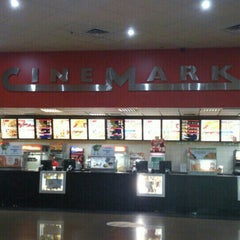 Photo taken at Cinemark by Eugênio B. on 2/22/2013