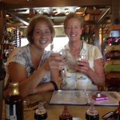 Photo taken at The Winery at Holy Cross Abbey by Penny R. on 8/31/2013