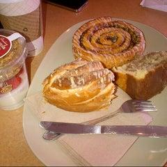 Photo taken at Panera Bread by Dorian S. on 3/16/2013