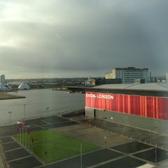 Photo taken at ExCeL London by Scott B. on 12/26/2012