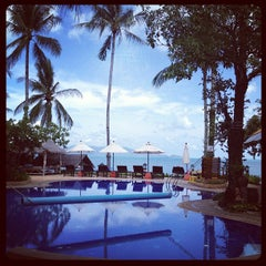 Photo taken at Lawana Resort Koh Samui by Ball D. on 10/30/2012