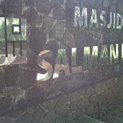 Photo taken at Masjid Salman ITB by Farah F. on 1/2/2013
