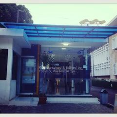 Photo taken at Bank Mandiri by Yopie S. on 10/5/2013