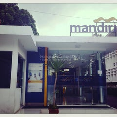 Photo taken at Bank Mandiri by Yopie S. on 9/1/2013