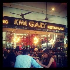 Photo taken at Hong Kong Kim Gary Restaurant 香港金加利茶餐厅 by Joey Yee on 1/20/2013