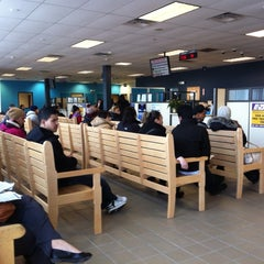 Photo taken at Registry of Motor Vehicles by Monica V. on 1/23/2014