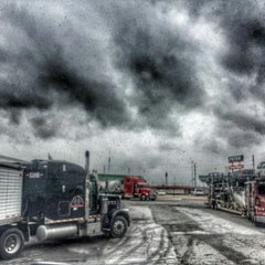 Photo taken at Petro Stopping Center by Gary P. on 3/26/2014