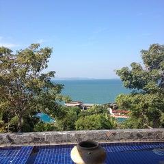 Photo taken at Sheraton Pattaya Resort by Ann on 12/25/2012