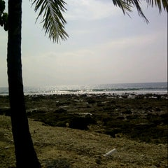 Photo taken at Tanjung Lesung by jenny on 8/9/2013
