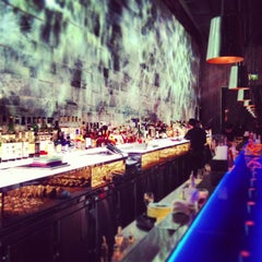 Photo taken at Hakkasan by Miko S. on 5/26/2013