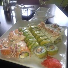 Photo taken at Tobu Sushi by Valeria S. on 5/5/2013