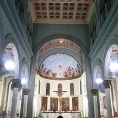 Photo taken at Iglesia Santa Eduvigis by Expo N. on 1/8/2014