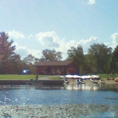 Photo taken at Stony Creek Kayak/Canoe Rental by Tammy V. on 8/21/2011