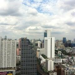 Photo taken at Pullman Bangkok Hotel G by ashley w. on 8/13/2011