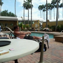 Photo taken at Wyndham Tampa Westshore by Sean R. on 4/6/2012