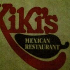 Photo taken at Kiki's Restaurant & Bar by Chan on 11/18/2011