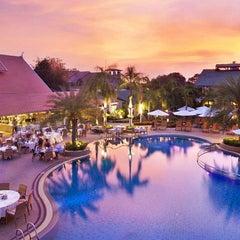 Photo taken at Thai Garden Resort (ไทยการ์เด้น รีสอร์ท) by Thai Garden Resort on 5/29/2012