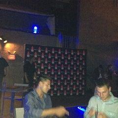 Photo taken at Splash Ultra Lounge by Lauren P. on 8/5/2012