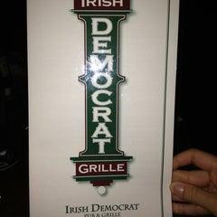 Photo taken at Irish Democrat by Holli B. on 2/9/2013