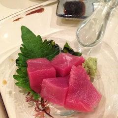 Photo taken at Linn Japanese Restaurant by tomomi m. on 11/3/2013