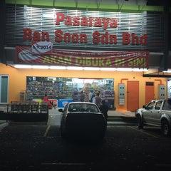 Photo taken at Pasaraya Ban Soon Sdn. Bhd. by NAQSZADA on 9/7/2014