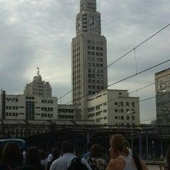Photo taken at MetrôRio - Estação Central by Danielle L. on 5/20/2013