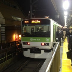 Photo taken at 高田馬場駅 (Takadanobaba Sta.) by Tomoaki O. on 2/27/2013