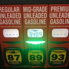 Photo taken at Kroger Gas by Jim S. on 2/7/2013