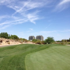 Photo taken at Badlands Golf Club by John on 7/18/2014