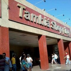 Photo taken at Tambiá Shopping by Felipe K. on 12/27/2012