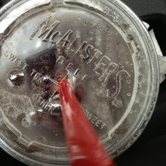 Photo taken at McAlister's Deli by Amber F. on 1/12/2013