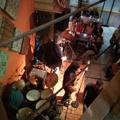 Photo taken at Taima Pizzeria by Moisés L. on 10/11/2013