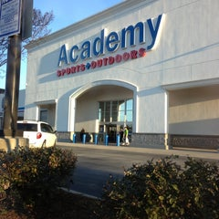Photo taken at Academy Sports + Outdoors by Brandon L. on 12/30/2012