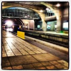 Photo taken at MetroLink - Forest Park Station by Dwayne T. on 3/5/2013