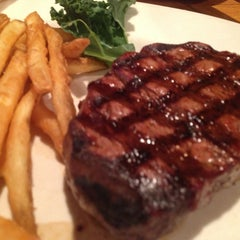 Photo taken at Santa Fe Steakhouse by Charry D. on 2/16/2013
