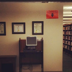 Photo taken at Harford Community College - Library by Cody M. on 9/28/2012