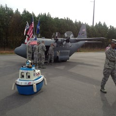 Photo taken at North Carolina National Guard JFHQ by Bob B. on 12/2/2012