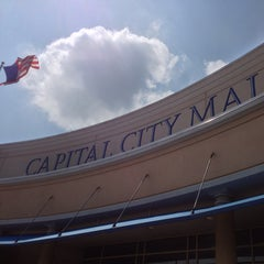 Photo taken at Capital City Mall by Andrew A. on 6/9/2013