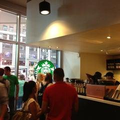 Photo taken at Starbucks by Fatih T. on 7/3/2013