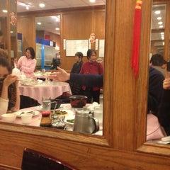 Photo taken at China First Restaurant 又一村海鮮小館 by sandy h. on 4/3/2013